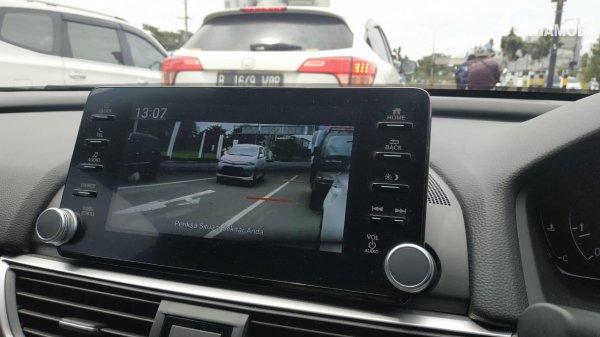 Foto Honda Lane Watch di Honda Accord Turbo 2021