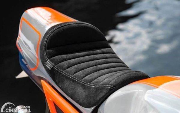 Honda Grom Mini Cafe Racer single seat