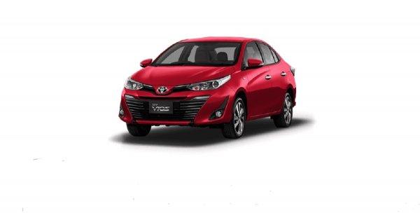 Gambar menunjukan Toyota Vios