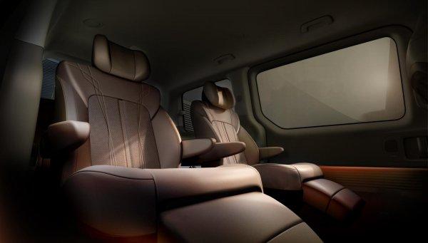 Gambar teaser Interior Hyundai Staria Premium