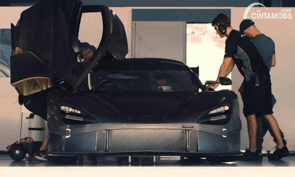 McLaren GT3X Race