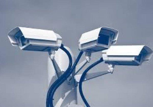 Gambar menunjukan Kamera tilang elektronik