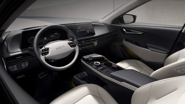 Foto Interior KIA EV6