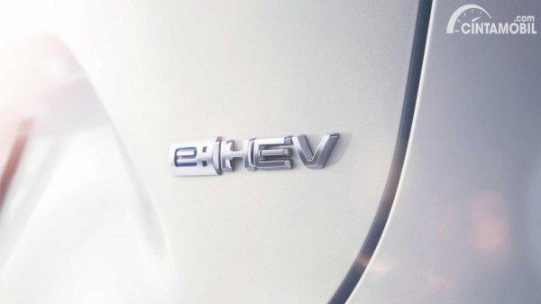 mobil baru Honda Vezel e:HEV 2021 dengan sistem hybrid