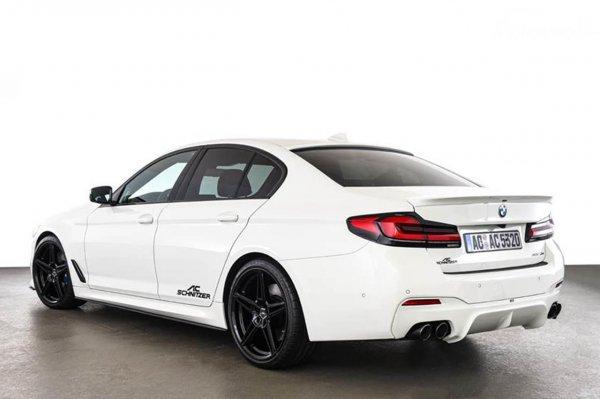 AC Schnitzer BMW 5 Series rear