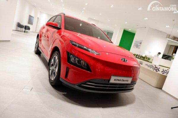 Gambar menunjukan Hyundai Kona