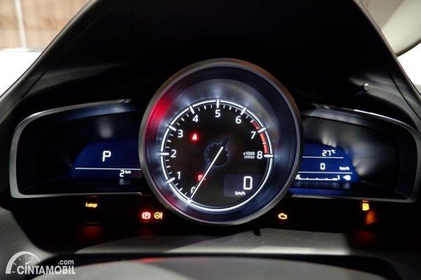 Foto panel instrumen Mazda CX-3 1.5L Sport 2021