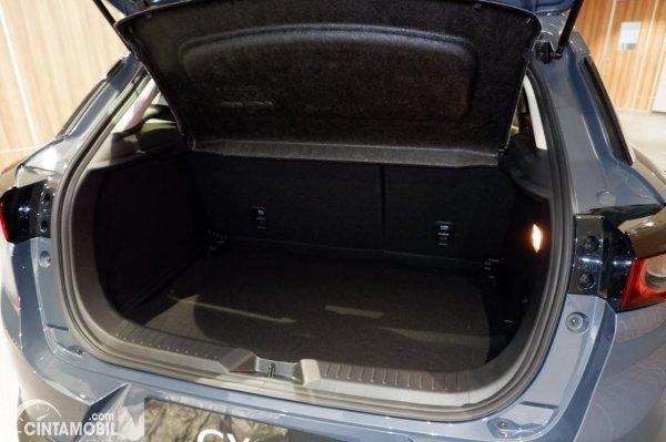Foto bagasi Mazda CX-3 1.5L Sport 2021