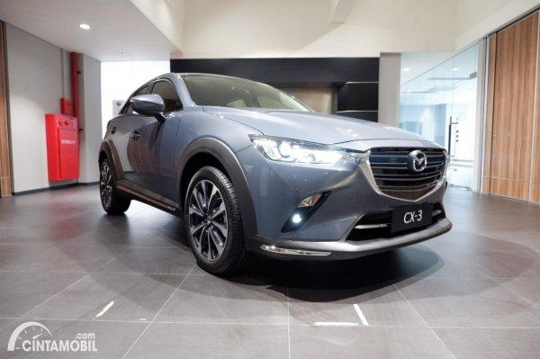Foto Mazda CX-3 1.5L Pytonic Blue