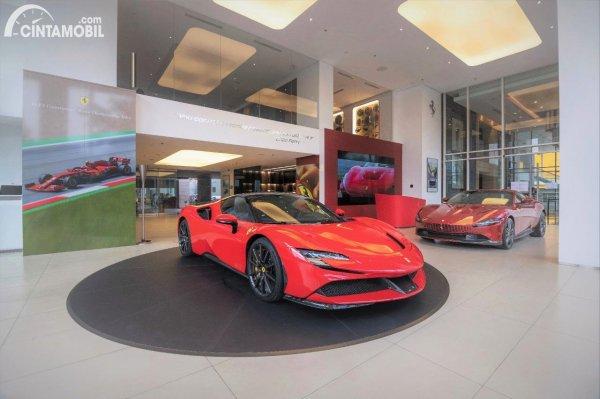 Dealer Ferrari Jakarta