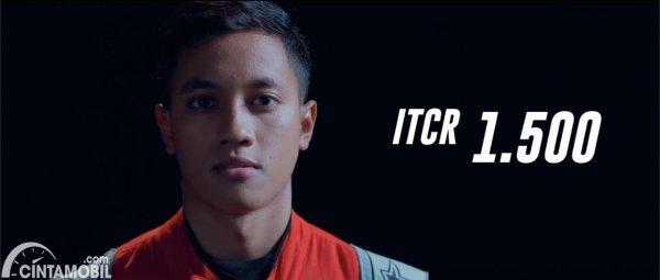 Pembalap Honda Racing Indonesia, Avila Bahar