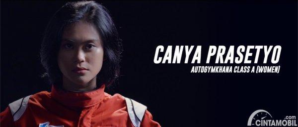 Pembalap Honda Racing Indonesia, Canya Prasetyo