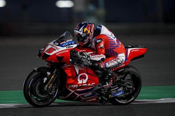 Johann Zarco MotoGP Qatar 2021