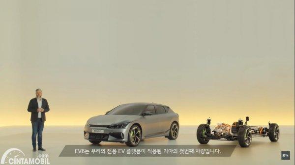 Gambar KIA EV6 GT 2021