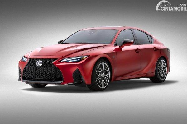 Gambar Lexus IS 500 F Sport Performance 2021