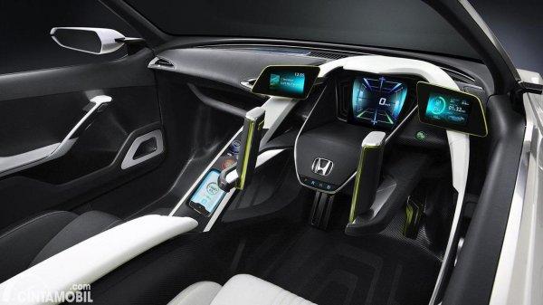Kemudi Honda EV-STER