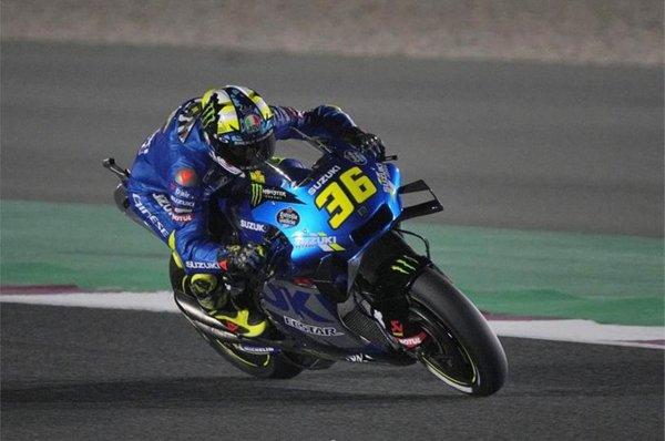 Juan Mir Suzuki MotoGP 2021