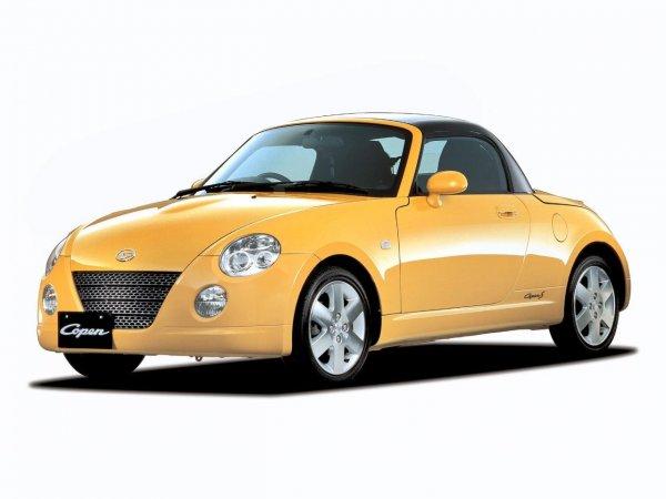 Gambar Daihatsu Copen 2002