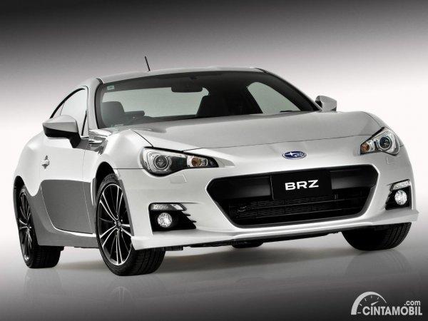 Gambar Subaru BRZ