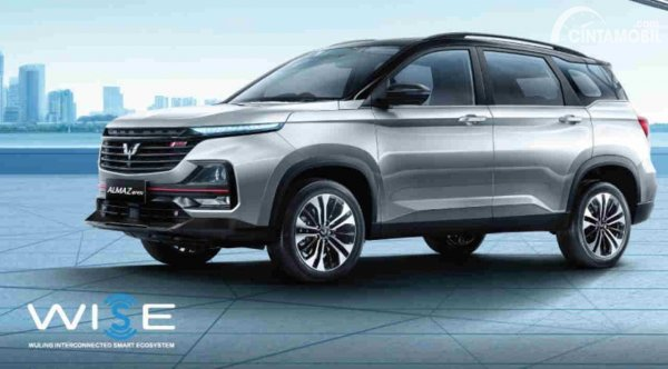 WISE Wuling Alamz RS