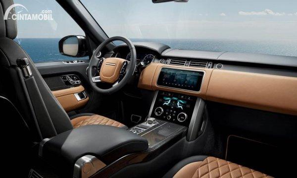 Range Rover SVAutobiography Ultimate edition interior