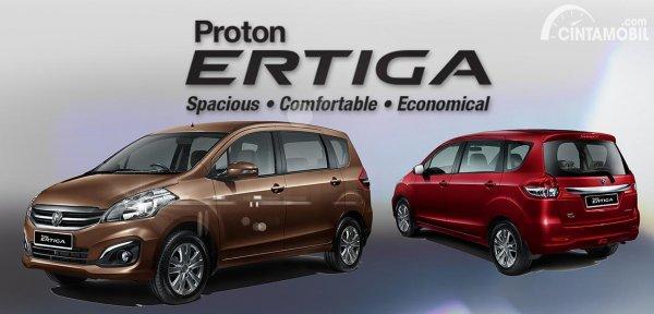mobil baru Proton Ertiga