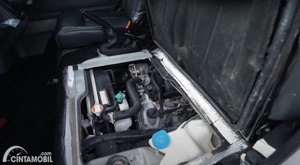 Bagian mesin Suzuki Carry 1.5 Minibus