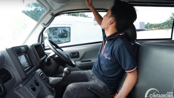 bagian kabin Suzuki Carry 1.5 Minibus