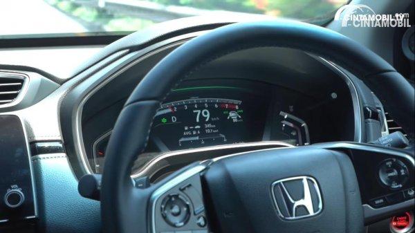 Foto fitur Honda Sensing di Honda CR-V Turbo Prestige 2021