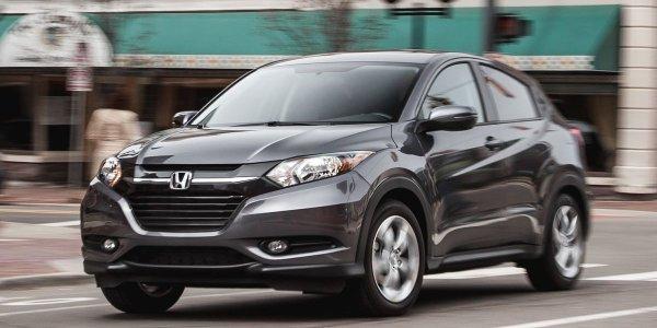 Honda HRV 2016