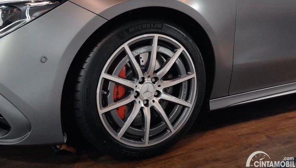 Ban Mercedes-AMG CLA 45s