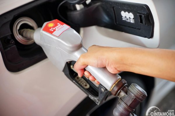 bahan bakar baru dari Shell V-Power Nitro+
