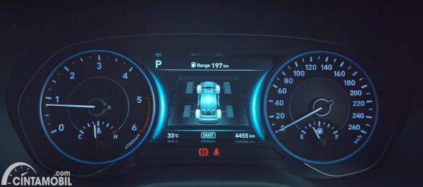 Panel Instrumen Hyundai Palisade Signature AWD 2021