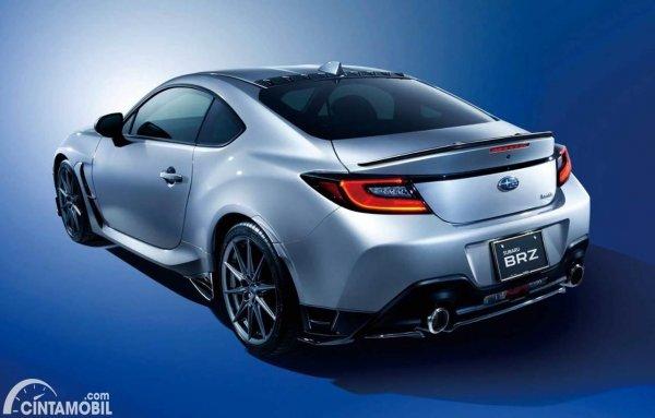 Subaru BRZ 2022 STI