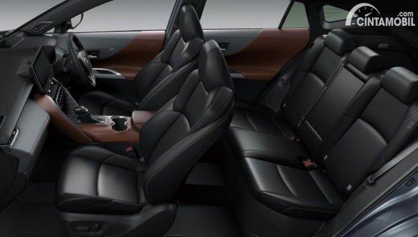 Toyota Harrier 2020 interior