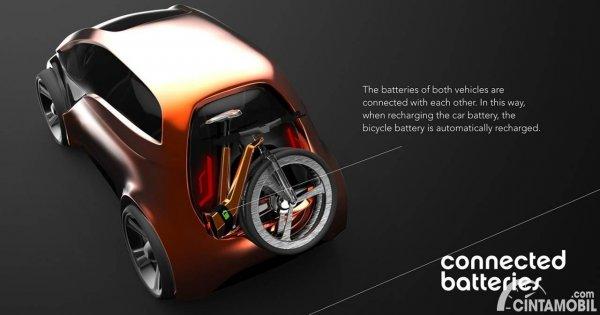 Sepeda Listrik Volkswagen Go2
