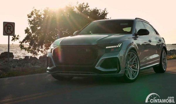 Audi RS Q8 Vossen