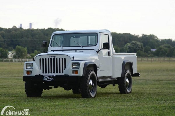 gambar jeep cj-10