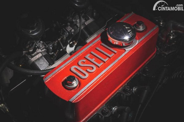 MINi Remastered Oselli Edition engine