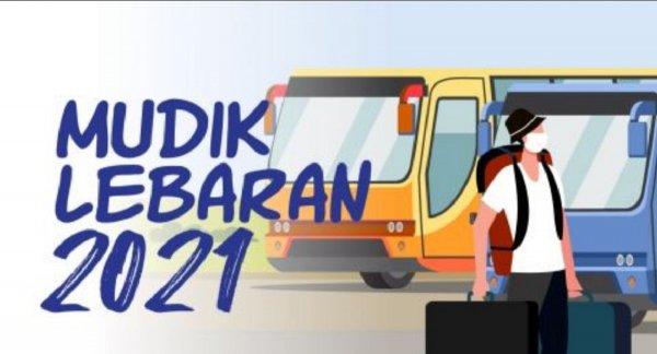 Foto Mudik lebaran 2021