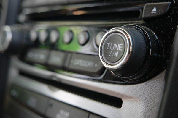 Gambar Audio pada Mobil