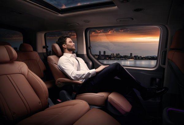 Foto Interior Hyundai STARIA Premium