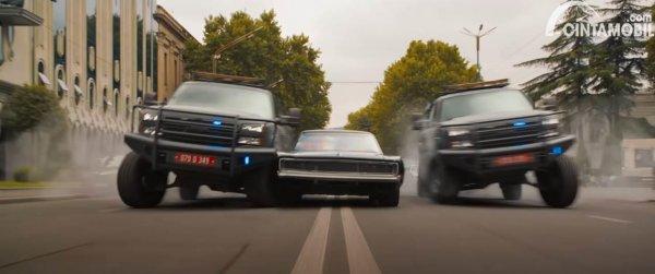 Trailer Fast & Furious 9