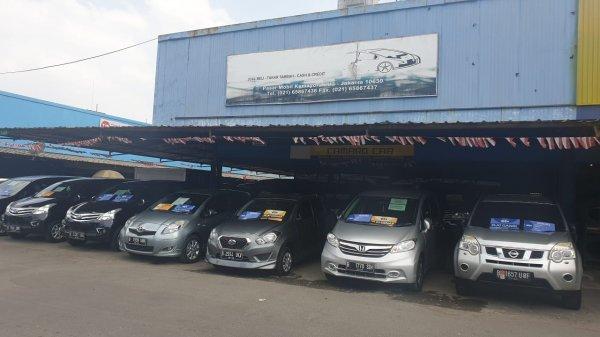 Showroom Mobil untuk Membeli Mobil Bekas