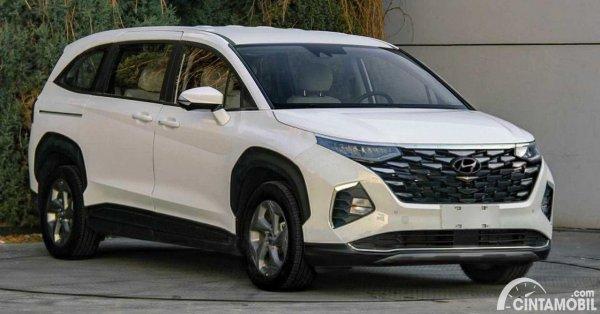 Gambar Hyundai Custo 2021