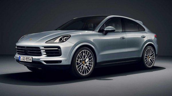 Mobil Porsche Warna Silver