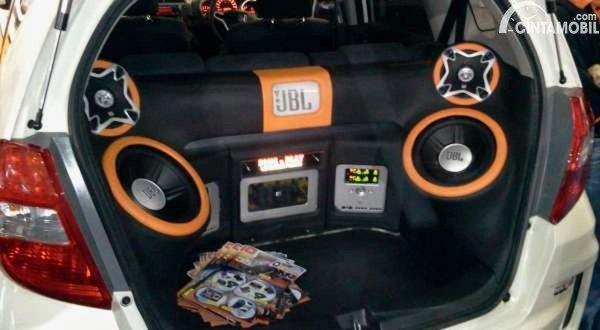 Paket Audio Mobil JBL