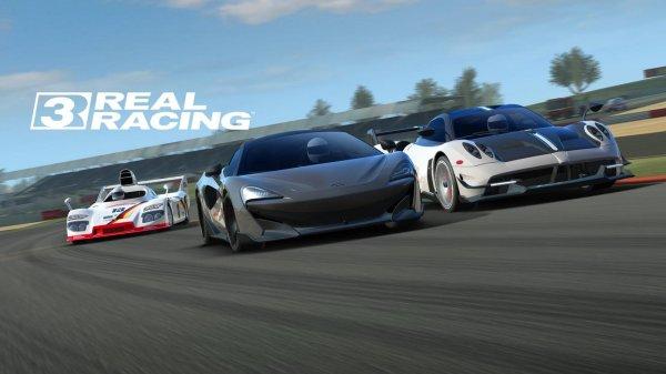 Game real racing adalah salah satu mainan mobil untuk ngabuburit
