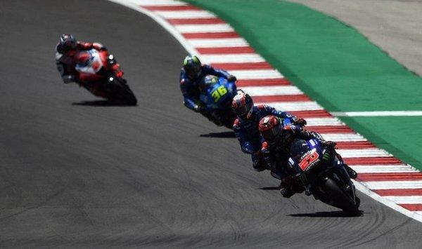 Quartararo MotoGP Portugal 2021