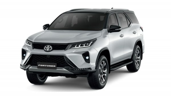 toyota fortuner mobil SUV